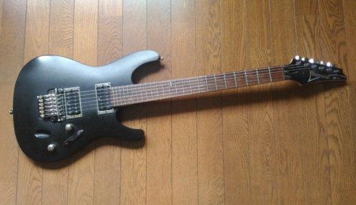 Ibanez S420 レビュー【薄くて軽い。弾きやすさが際立つエレキギター】