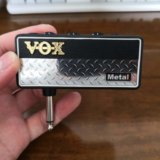 【VOX amPlug2 Metal レビュー】音は素晴らしいが壊れやす過ぎる