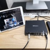 iPadとギターを接続してシミュレータアプリを使う方法