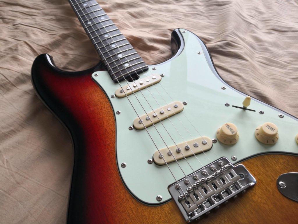 エレキギターの画像