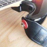 ギターストラップが外れる問題の対処方法【ロック装着orピンの交換】