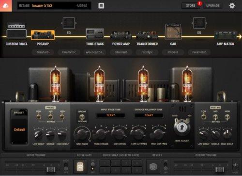 bias amp 2 preamp