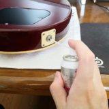 エレキギターのガリを直すには接点復活剤を使う