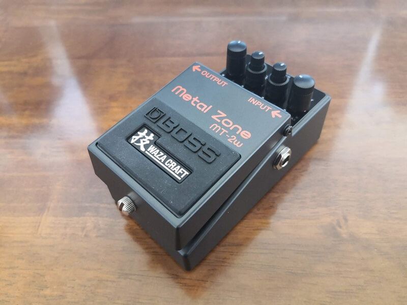 BOSS Metal Zone MT-2W