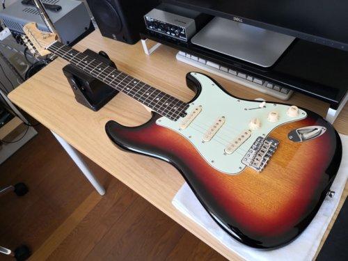 エレキギターの例