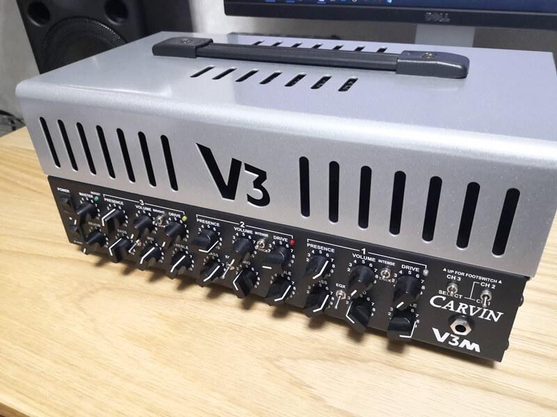 エレキギターのアンプ