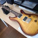【PRS Custom 24 10top レビュー】まるで芸術品のようなギター