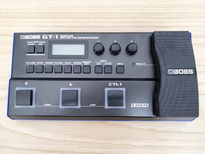 BOSS GT-1本体