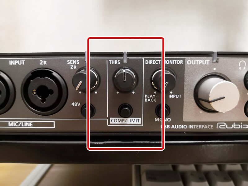 Rubix24のコンプレッサー