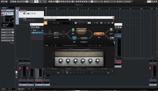 BIAS FXでギターを録音する方法【プラグインとして使う】