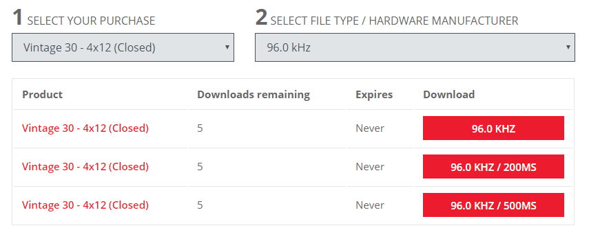 ファイルの長さを選ぶ