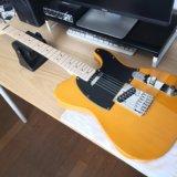 【Squier テレキャスターレビュー】作りの甘さが気になる3万円のギター