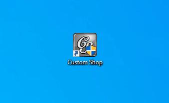Custom Shopのアイコン