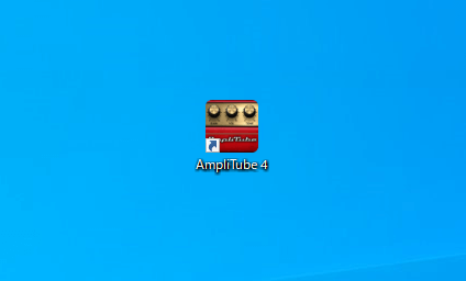 AmpliTube4のアイコン