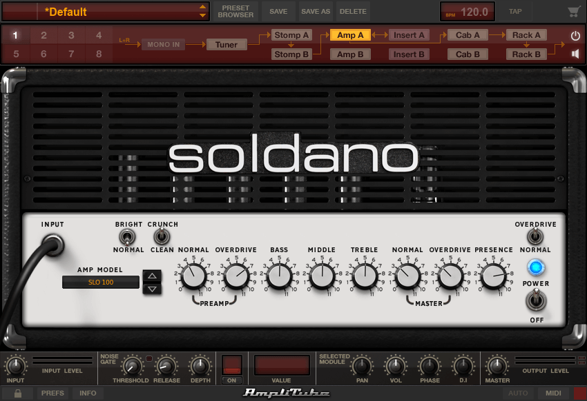 Soldano SLO-100