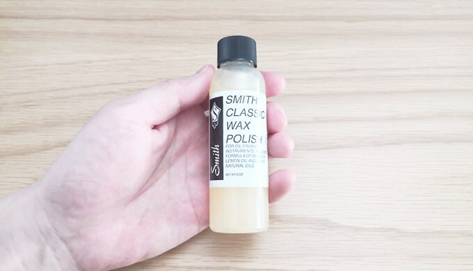 Ken Smith Classic Wax Polish