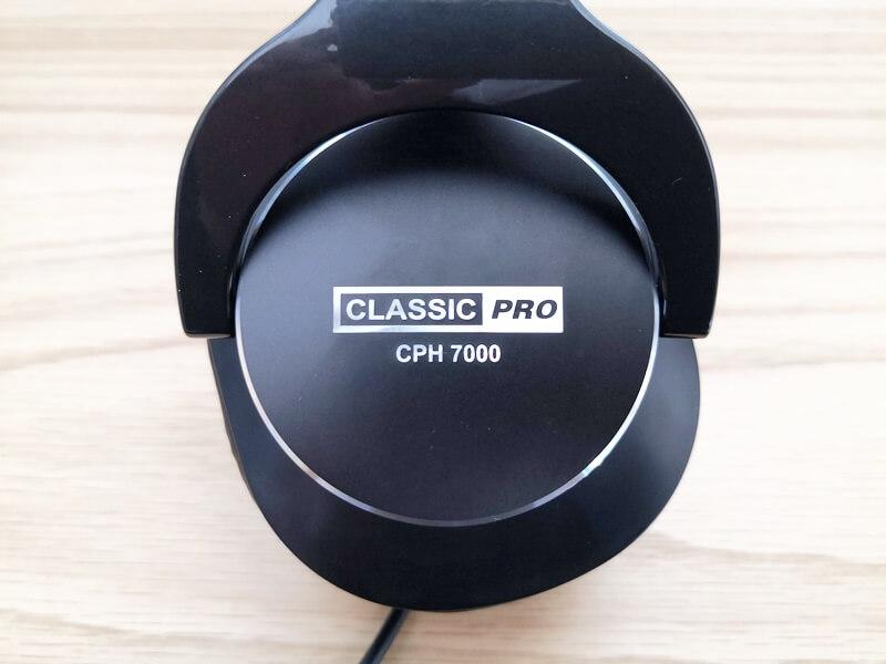 CLASSIC PRO CPH7000のロゴ
