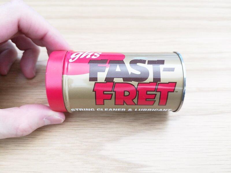 ghs FAST-FRET