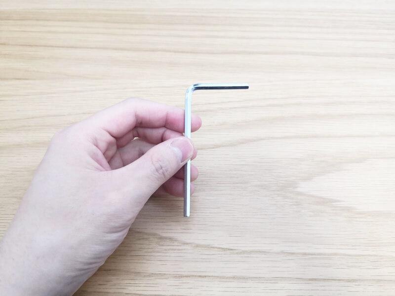 ネック調整の道具