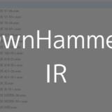 OwnHammerのIRと買い方の紹介