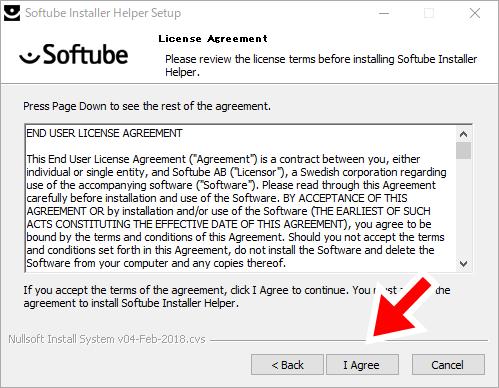 Softube Installer Helperのインストール2
