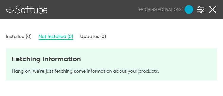 情報が更新されるまでしばらく待つ
