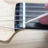 ギターのチューニングが安定しないときの対処法:ナット潤滑剤を使う