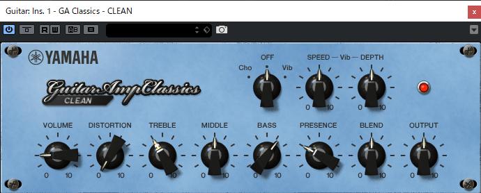 Guitar Amp Classics Clean