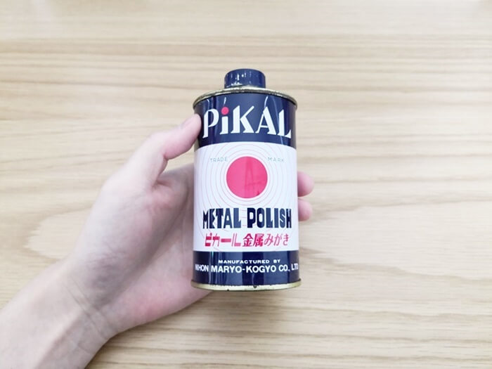 金属用研磨剤ピカール
