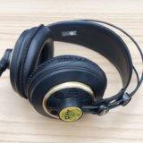 【AKG K240 Studio レビュー】デザインに優れる高コスパモニターヘッドホン