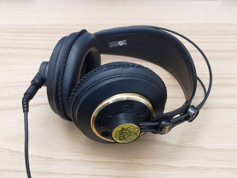 AKG K240 Studioのデザイン