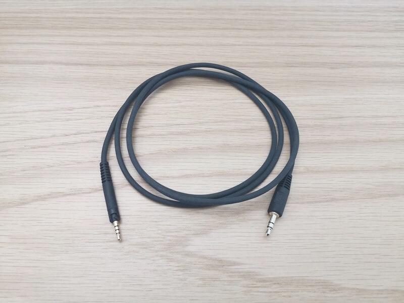 SENNHEISER HD598の別売りケーブル