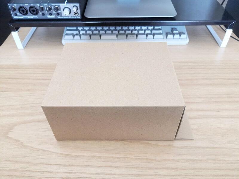 MDR-CD900STの箱