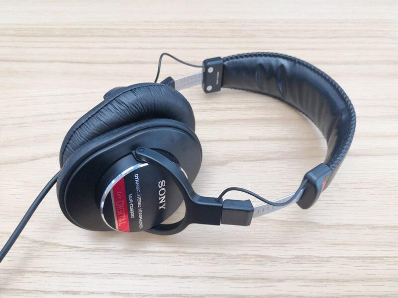 SONY MDR-CD900ST本体